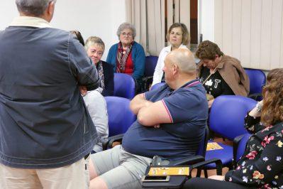 Sessão de Apresentação e Votação – Atalaia
