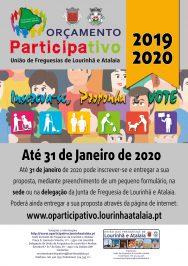 Inicio do Processo Orçamento Participativo 2019-2020